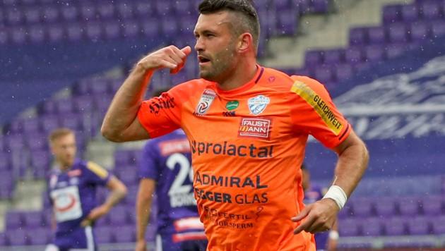 Dario Tadic (Bild: GEPA pictures)