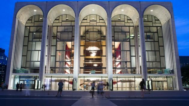 Die New Yorker Metropolitan Oper