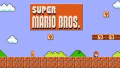 """""""Super Mario Bros."""" erschien 1985 für das Nintendo Entertainment System. (Bild: Nintendo)"""