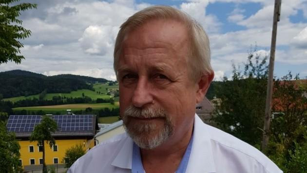 Bürgermeister Josef Lindinger ist schwer erschüttert.