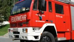 Die Feuerwehren Bad Kleinkirchheim, Radenthein und Untertweng waren im Einsatz. (Bild: FF Bad Kleinkirchheim)