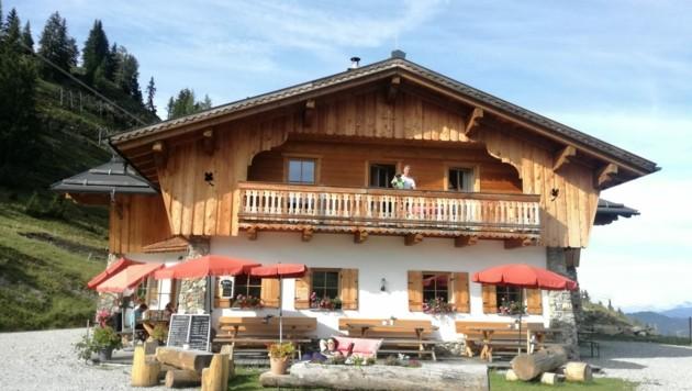 Haibenalm - Der Sieger der Almsommerhütte des Jahres 2020 im SalzburgerLand