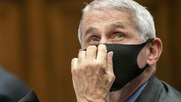 Anthony Fauci (Bild: APA/Getty Images via AFP)