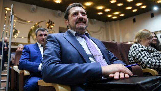 Jewgeni Jurtschenko (Bild: AFP)