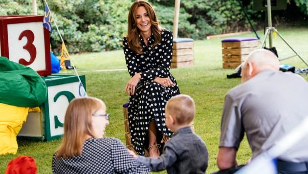 Herzogin Kates Tupfenkleid könnte wieder ein echter Verkaufsschlager werden.