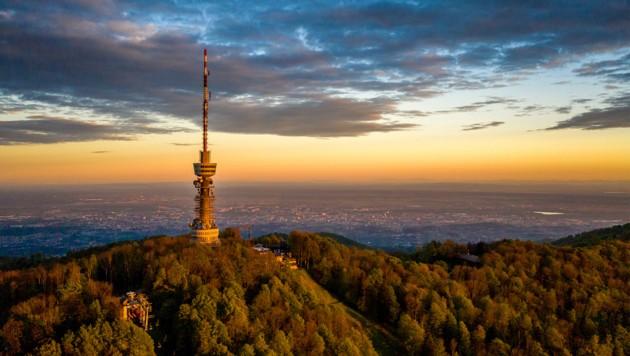 Der Berg Medvednica, befindet sich oberhalb der Stadt Zagreb und ist das beliebteste Ziel der Zagreber für Entspannung und Freizeitaktivtäten im Freien.