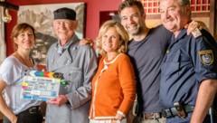 """Die Jubiläumsstaffel von """"Soko Kitzbühel"""" wird gleichzeitig die letzte sein. (Bild: ORF)"""