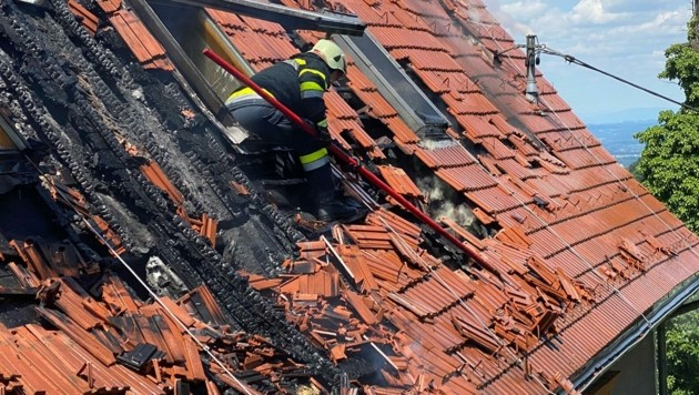 (Bild: Feuerwehr/Partl)
