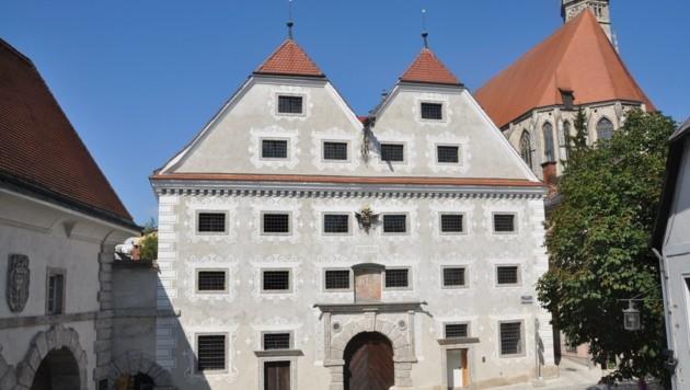 Der Innerberger Stadel wird auch nach 2021 als Museum erhalten (Bild: Gabriele Schnabl)