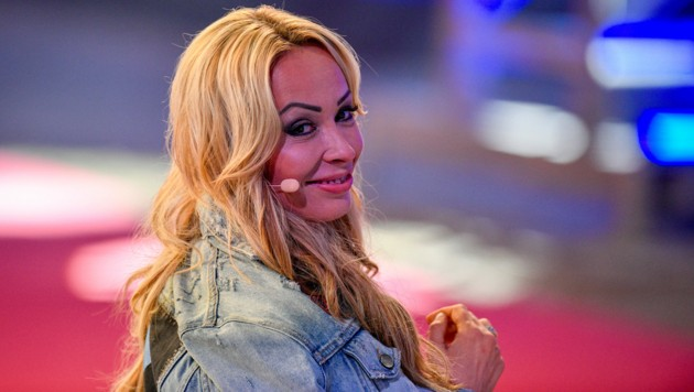 """Cora Schumacher beim Finale der 6. Staffel von """"Promi Big Brother"""""""