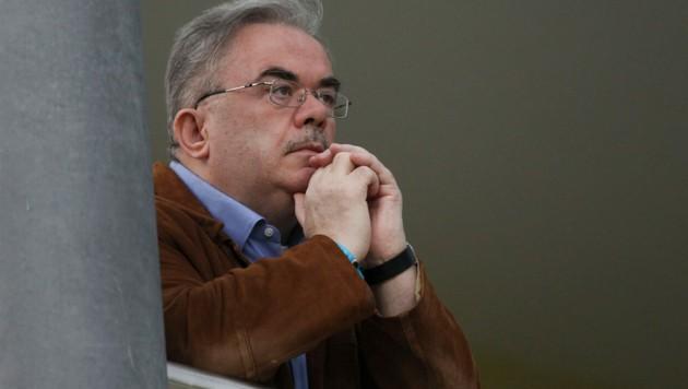 Ex-Bankchef Martin Pucher (Bild: GEPA pictures)
