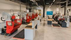 Ein modernes Ausbildungszentrum wurde im Greiner-Campus, der im Vorjahr eröffnet wurde, eingerichtet. Die Kremsmünsterer nehmen in Oberösterreich heuer nur 22 statt wie geplant 30 Lehrlinge auf. (Bild: Greiner Holding AG)