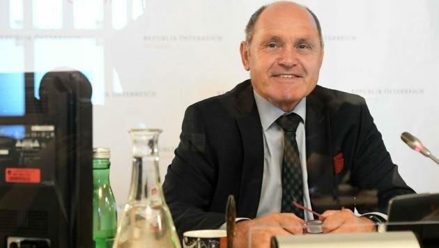 Hat das letzte Wort in der Streitfrage um die Ladungen: Wolfgang Sobotka