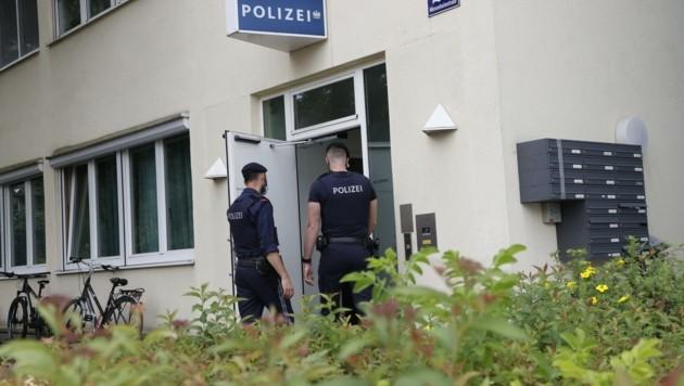 Die Polizisten aus Gnigl kümmern sich jetzt auch um Itzling (Bild: Tschepp Markus)