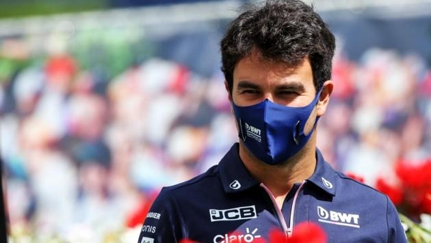 Sergio Perez (Bild: GEPA)