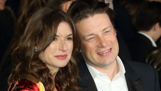 Jools und Jamie Oliver (Bild: www.PPS.at)