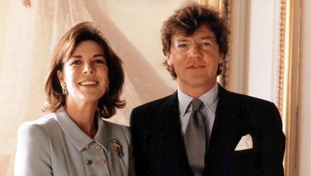 Ernst August von Hannover ist ein Urenkel des letzten deutschen Kaisers. 1999 heiratete er Prinzessin Caroline von Monaco. (Bild: AP)