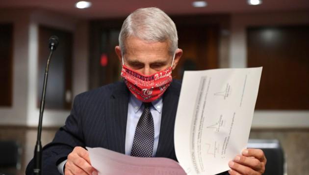 US-Gesundheitsexperte Anthony Fauci