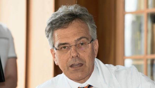 Wolfgang Schöll (Bild: Elmar Gubisch)