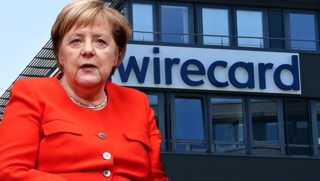 Die deutsche Kanzlerin Angela Merkel (Bild: APA/AFP/Christof STACHE, AP)