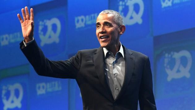 Amtsinhaber Trump verachtet seine Vorgänger Barack Obama und hat viele seiner Reformen wieder rückgängig gemacht. (Bild: APA/AFP/Christof STACHE)