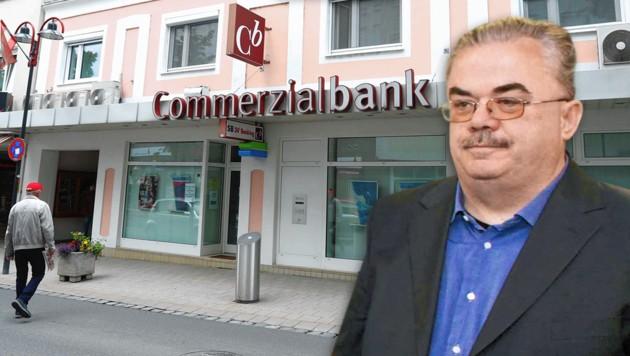 Im Fall der Commerzialbank sollen Bekannte Puchers (im Bild) im Aufsichtsrat gesessen sein, die keine fachliche Expertise mitbringen.