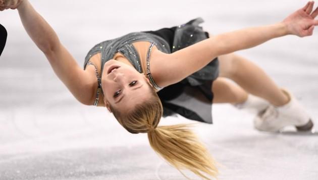 Jekaterina Dmitrijewna Alexandrowskaja (Bild: AFP)