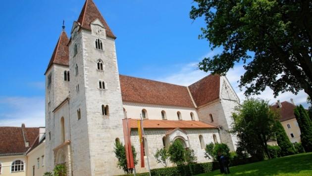 Das Benediktinerstift St. Paul im Lavanttal. (Bild: Uta Rojsek-Wiedergut)