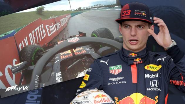 (Bild: Twitter/F1.com, ASSOCIATED PRESS, krone.at-Grafik)