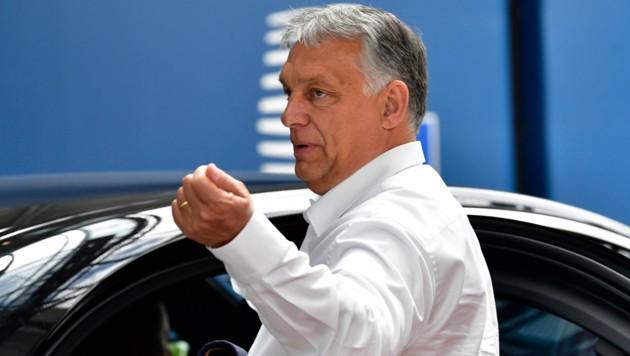 Ungarns Ministerpräsident Viktor Orban hat einen eigenen Vorschlag zum Punkt Rechtsstaatlichkeit und EU-Finanzmittel eingebracht.