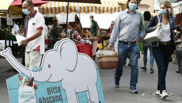 (Bild: APA/Gert Eggenberger)