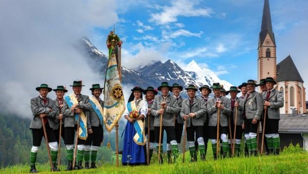 Die Heiligenbluter Bergführer (Bild: SChOAF)