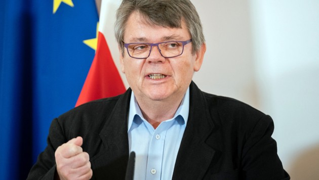 ÖGB-Chef Wolfgang Katzian