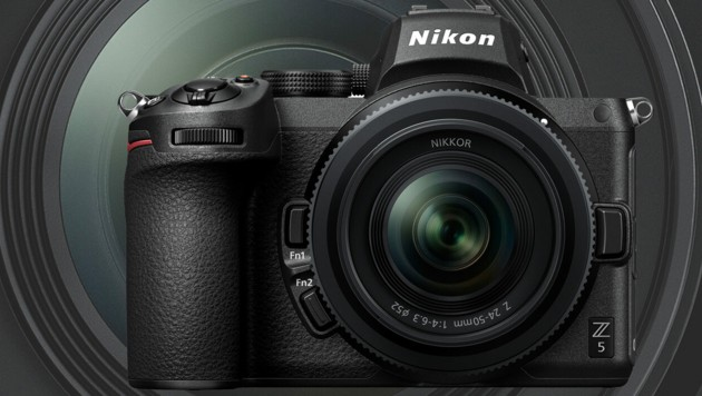(Bild: Nikon, krone.at-Grafik)