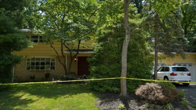 Salas' Haus in North Brunswick im Bundesstaat New Jersey