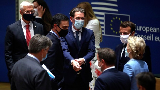 Das letzte Angebot war für Österreich sehr großzügig, doch die EU zahlt einen hohen Preis.