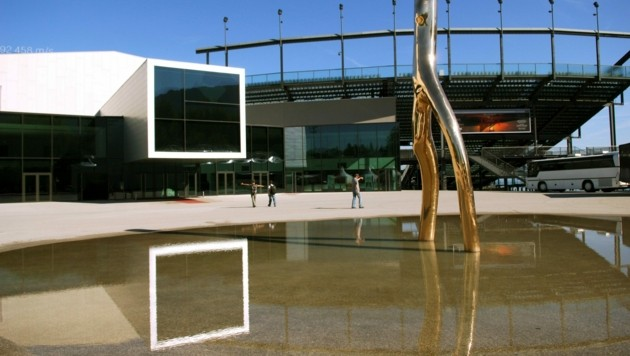 Das Bregenzer Festspielhaus (Bild: APA)