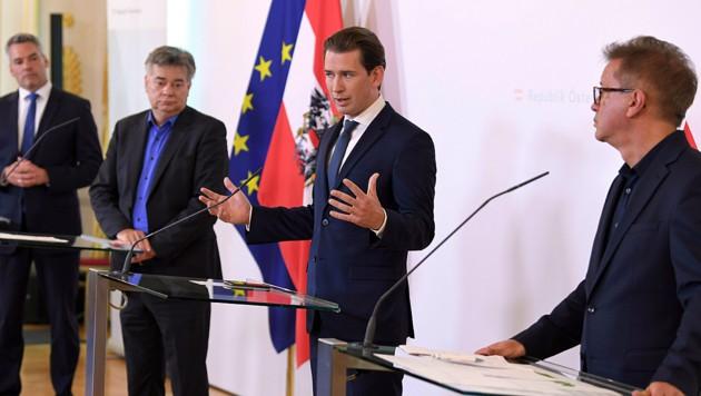 Pressekonferenz der Bundesregierung