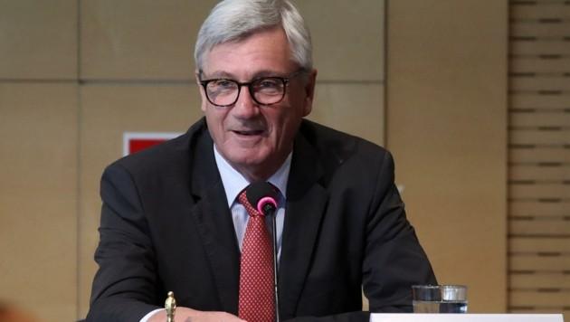 Stadtchef Harald Preuner (ÖVP) (Bild: Tröster Andreas)