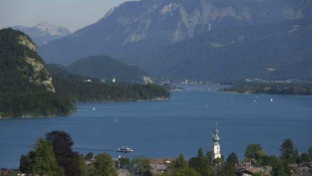In der Wolfgangseeregion starten am Freitag mehr als 500 Tests (Bild: Weinhaeupl)