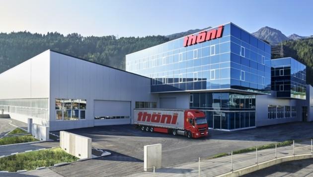 Das neue Werk in Pfaffenhofen wurde 2019 eröffnet