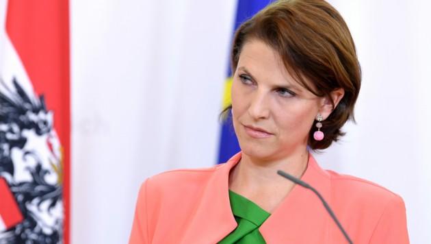 Europaministerin Karoline Edtstadler (ÖVP) (Bild: APA/ROLAND SCHLAGER)