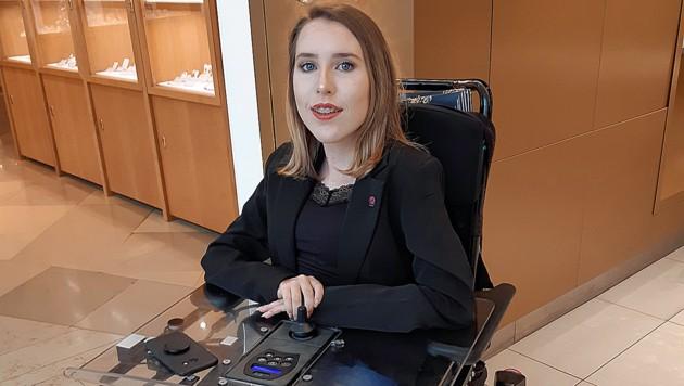 Marlene Krubner (15) kämpft seit zwei Jahren um Spinraza, ein Medikament zur Behandlung der spinalen Muskelatrophie.