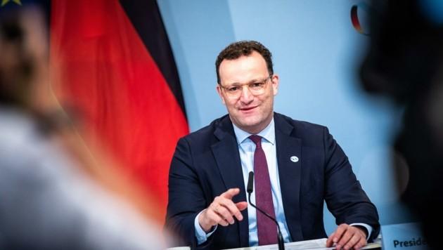 Gesundheitsminister Jens Spahn ...