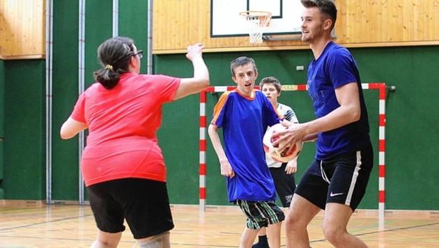 """""""Im Grunde bin ich ein ruhiger Typ, aber ich kann auch explodieren"""", sagt Helac. Der in Linz mit einem Special Needs Team trainierte."""