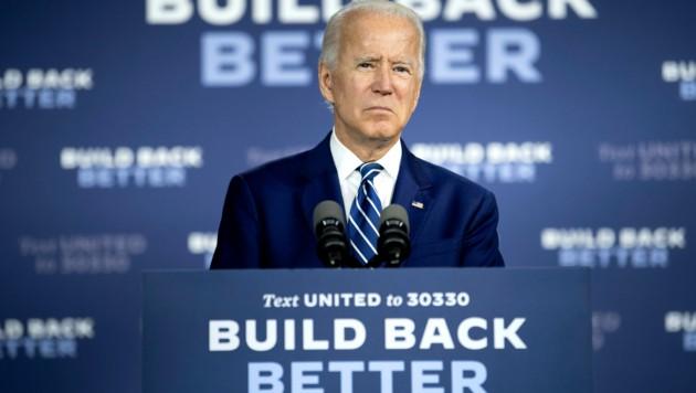 Trumps demokratischer Herausforderer Joe Biden liegt derzeit praktisch in allen wichtigen Umfragen deutlich vor dem republikanischen Amtsinhaber.