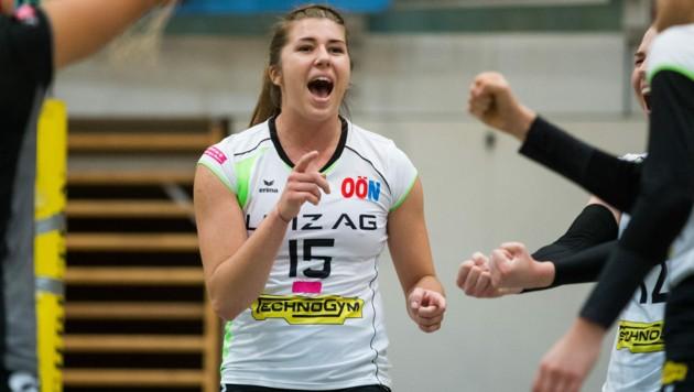 Nikolina Maros (Bild: GEPA)