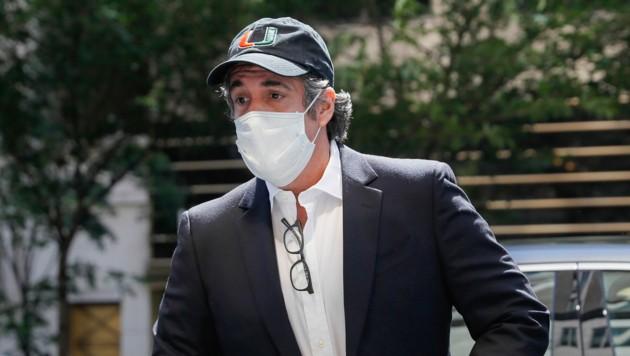 Michael Cohen gilt wegen mehrerer Erkrankungen als Risikopatient.