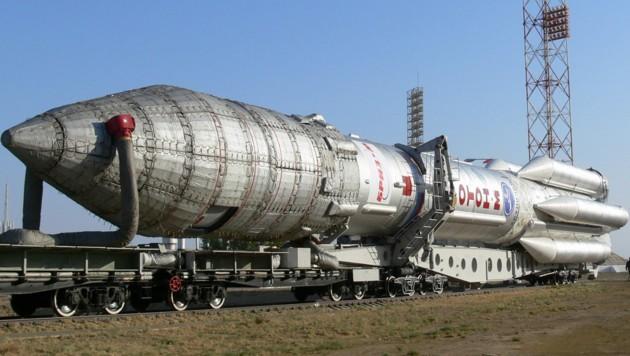 Russland soll am Donnerstag einen Test mit einer Antisatellitenwaffe durchgeführt haben. (Bild: AFP)