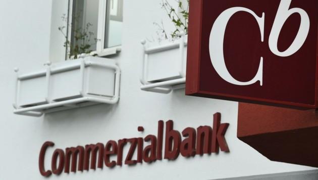 Strafvorgänge bei der Commerzialbank sollen lange nicht verfolgt worden sein. (Bild: ROBERT JAEGER)